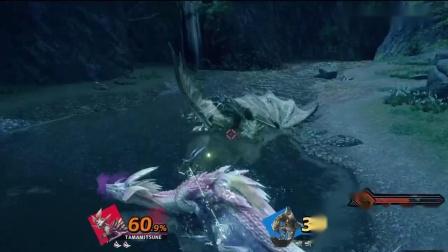 《怪物猎人崛起》御龙战斗影像