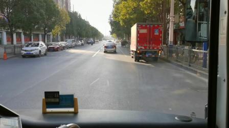 【巴士五公司】宝山85路公交车(Z9C-0036)(上海大学锦秋路-宝祁路园泰路)全程