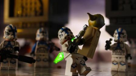 Lego Droideka and Magnaguard MOC