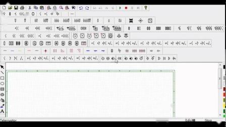 如何使用CADe_SIMU CN画图软件进行绘画电气图纸讲解70