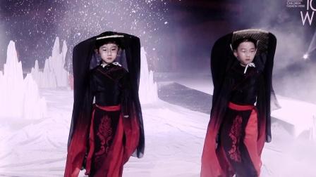 2021秀场偶像时装周郑州普罗旺世分校团队秀