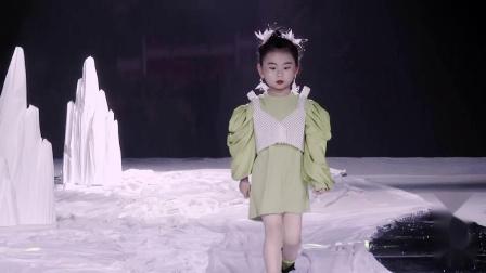 2021秀场偶像时装周南京万谷分校团队秀