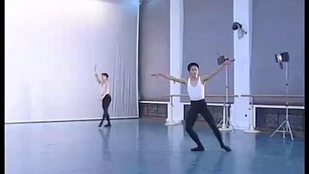 北舞附中古典舞舞蹈基础基本功示例课4年级第2学期4 技巧训练