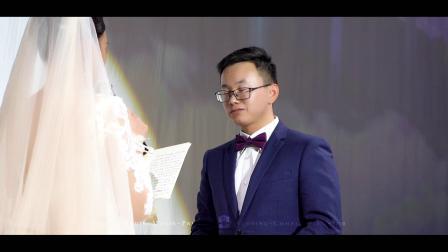 798film作品:张乐&王媛媛婚礼电影集锦