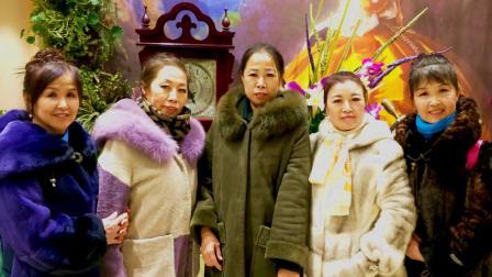 碾区武舞团迎新年庆典掠影
