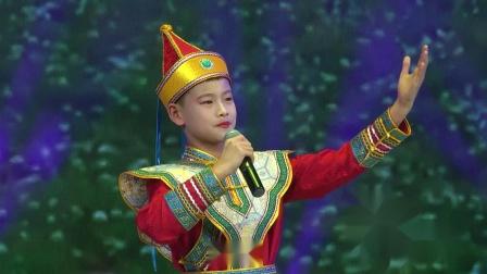 475号、李叙瑞、独唱《那片草原》、儿童B组、选送单位:呼和浩特市新城区文化馆、指导老师:石香菊