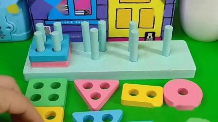 好玩的玩具,给他们分类了,一下就分好了