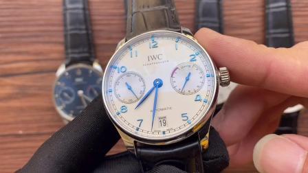 az厂万国葡七型号IW500705葡萄牙系列腕表