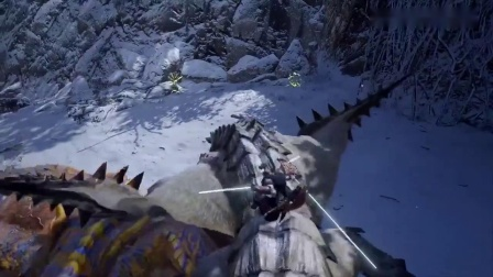《怪物猎人:崛起》官方演示御龙绝技