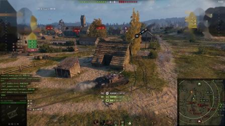 坦克世界 惊心动魄领土太刺激最后一秒定胜