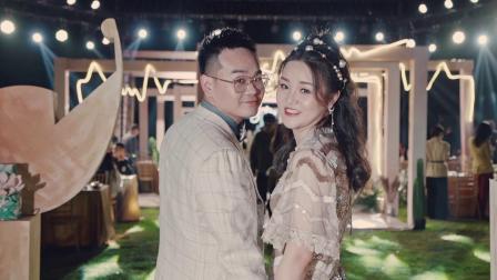 GC-婚礼集锦-《蔡俊杰+刘徐逸》-