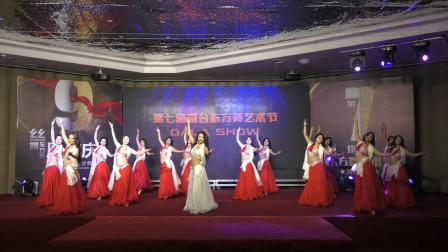 第七届烟台东方舞艺术节GALA SHOW开场舞