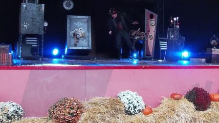 magic show  walibi belgium  halloween_