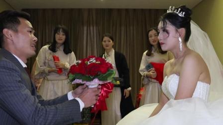 2020.12.19 丁锐 钟小彦 婚礼MV