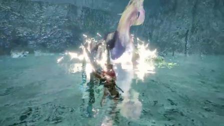 《怪物猎人:崛起》奇怪龙第二弹演示.mp4