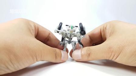 变形金刚吴博士MC-01莫扎特(莫霍克)MC-02显微镜(手术刀)迷你机器人玩具