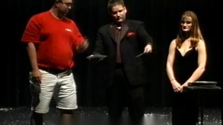 Illusionist Mark BenthimerAll American Magic Show