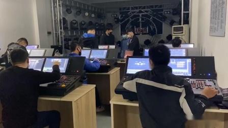 舞台灯光师培训杰威灯光培训第159届学员现场实拍