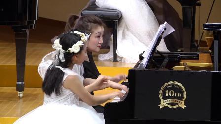 夫朗沃琴行&艺术培训学校10周年梦想奏鸣曲音乐会-多钢琴联奏《致敬经典》