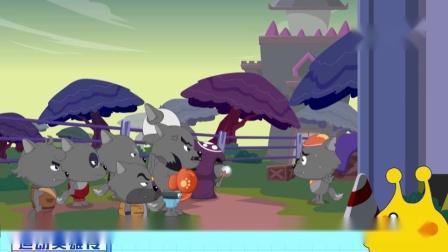 《喜羊羊与灰太狼之筐出胜利》第6集 合作 精彩看点