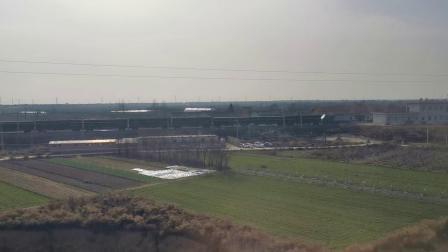 D4363运行中 追踪西平线货列 2020 12 31 14:46