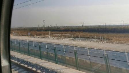 D4360次乾县站通过 2020 12 31 15:45