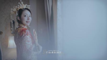 草莓智造作品——大连希尔顿酒店婚礼集锦