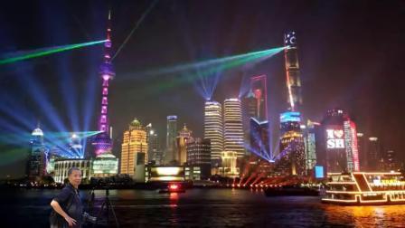 上海外滩灯光秀