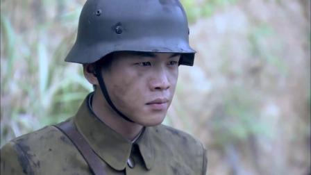 国军溃败得知追击的日军有100人,团长听到这个消息后觉得很丢人,带领一个连全歼追击的日军
