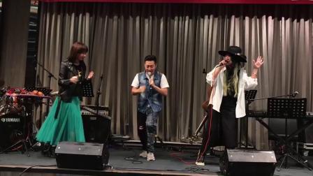 2021-01-23 禱告山5  張芸京 艾成 失戀陣線聯盟 京式舞蹈太可愛