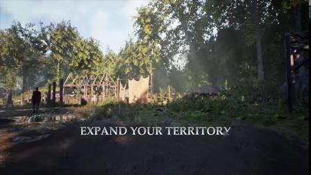 【游民星空】罗宾汉舍伍德建设者 Steam预告