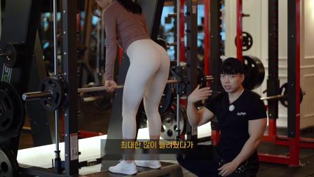 健身训练腰臀练习重点1