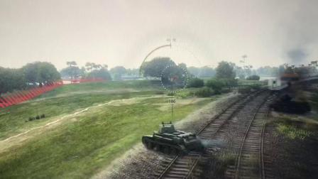 【WOT】S系跑车:BT7《坦克世界》英勇无畏