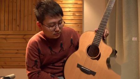 【玄武甄选】1800元的白川吉他 VS 21800元的世界名琴马桶Maton 808TE!一个价格只是对方零头的小弟弟到底好不好听?