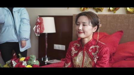 「17FILM」【甜蜜蜜婚礼策划】吴晋强@戈子坤 婚礼快剪
