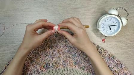钩针编织长款裙(韩国6)
