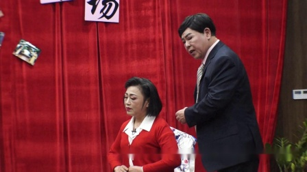 6.孙蓓  陈必明主打明星沪剧演唱专场  《聚散两依依》演唱者:孙蓓 陈必明