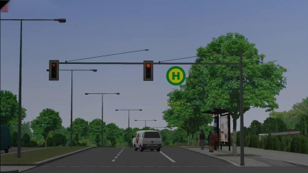 【Richard】在跳车的边缘试探.. | 巴士模拟2 #45 金河市720路