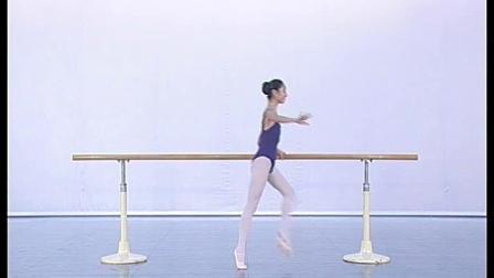 北舞附中古典舞蹈基础基本功示例课女班2年级第2学期2 把上训练