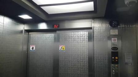韩国的三菱ACR电梯