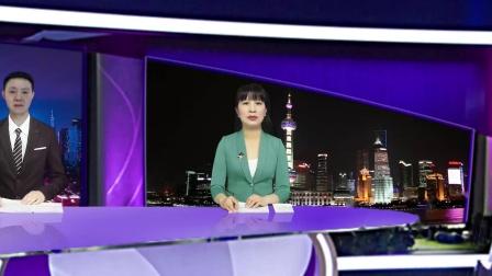 vMix专用虚拟集 新闻直播间演播室场景综艺访谈节目主持抠像背景