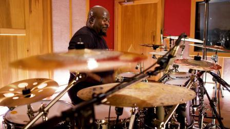【狼的音乐站】Chris Coleman - Drum Solo