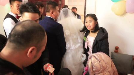 (蓝宇.黄鸿锦)婚礼录像2021.1.18