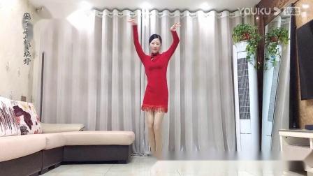 网红流行广场舞《免失志》32步健身操~