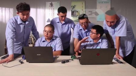 中建刘正全劳模工作室宣传片
