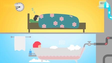 空气巴巴暖通课堂:热泵热水器的概念