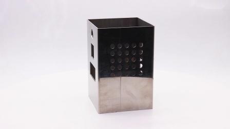 海目星激光切管机管材类型全覆盖:大方管切割
