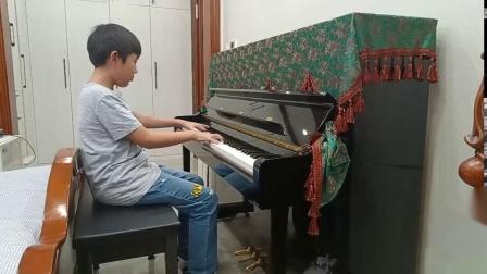 1郑涵予(钢琴10级)
