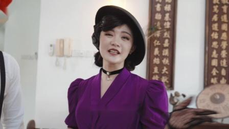 2021 Crystal王雪晶 贺年专辑拍摄花絮 第一集