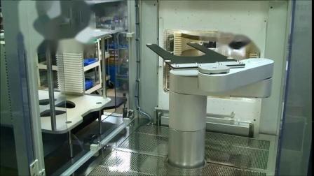 PHT菲科国产首家18英寸 450mm 晶圆搬运机器人系统 介绍